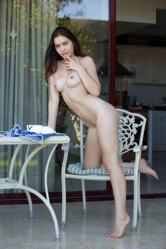 Kacy Lane Nude In Presenting MetArt Model Photos